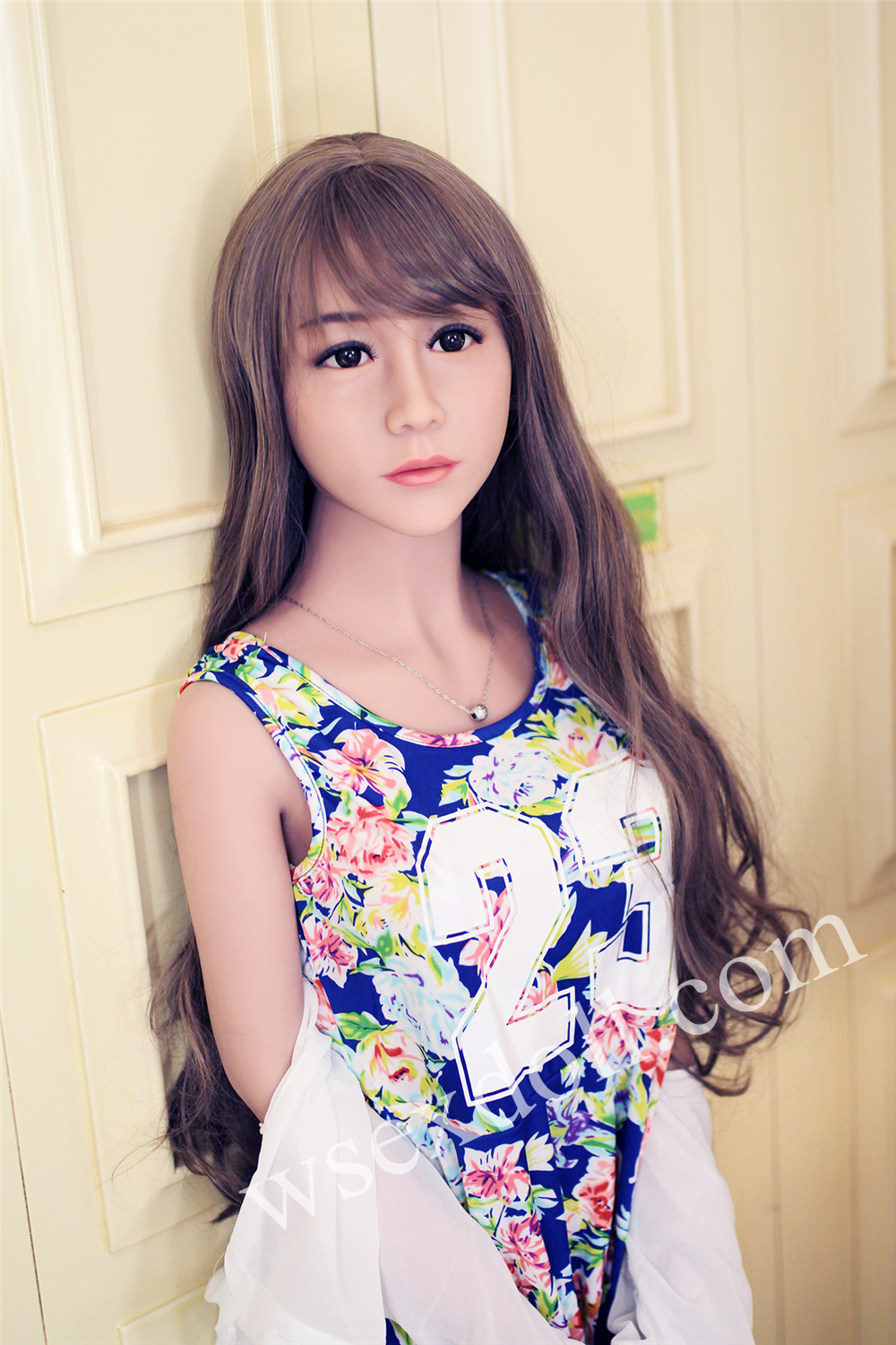 Tpe Gentle And Pleasant Full Body Sex Doll