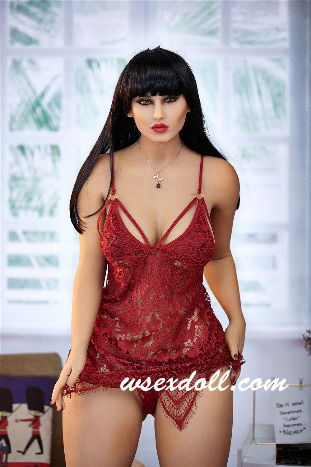 156cm Full Body Realistic Living Sex Doll With Big Breasts And Big Ass