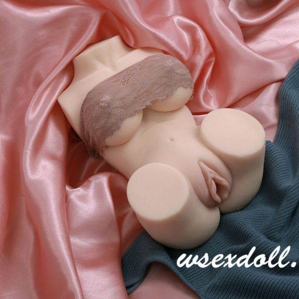24CM Female Anal Silicone Sex Dolls For Men