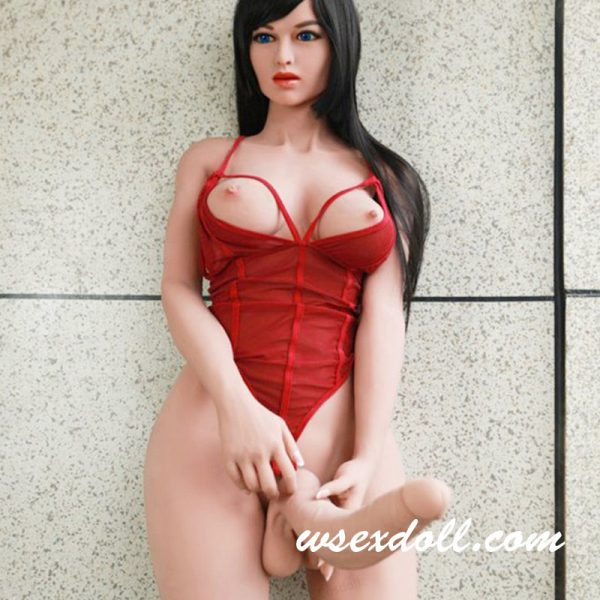 Tpe Life Size Female Mature Shemale Sex Doll