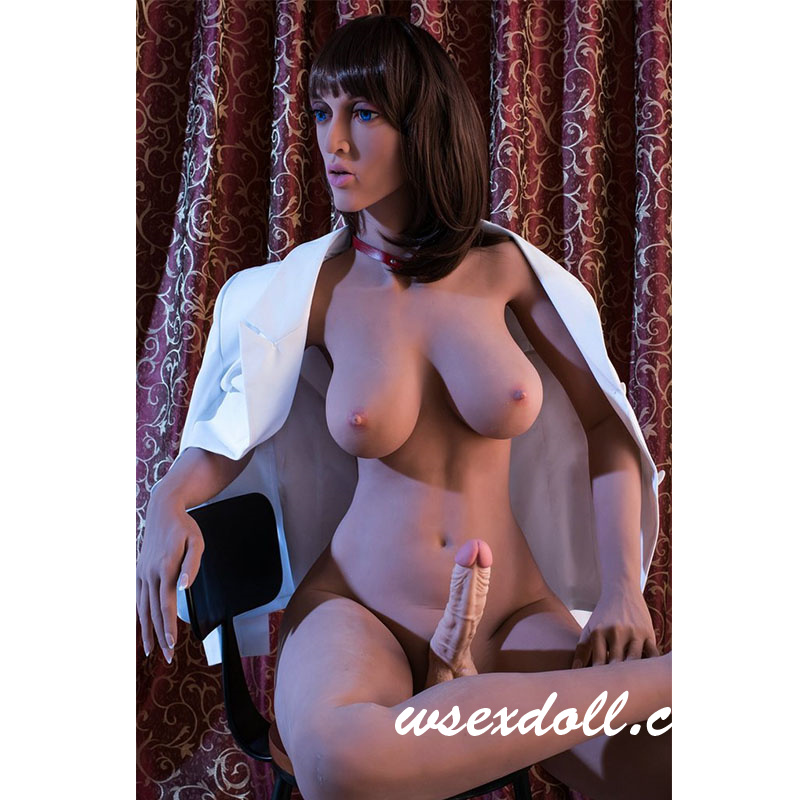 163CM Full Body Anal Solid Thick Love Dolls