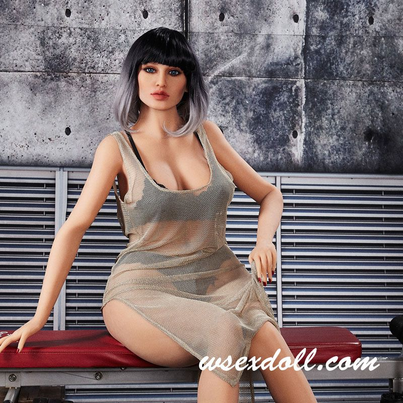 Mesh Breathable Sleeveless Sex Doll Clothes